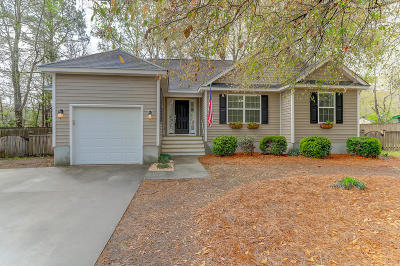 Charleston Single Family Home For Sale: 1801 Biltmore Drive