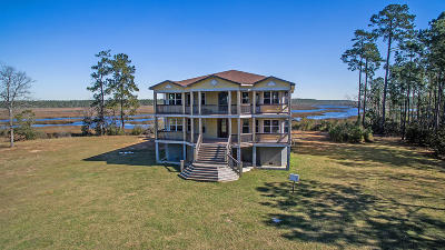 Ravenel Single Family Home Contingent: 6000 Miller Estates Drive