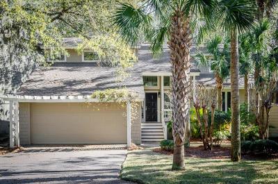 Charleston County Single Family Home For Sale: 164 Marsh Hawk Lane