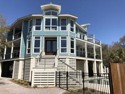 Awendaw, Wando, Cainhoy, Daniel Island, Isle Of Palms, Sullivans Island Single Family Home For Sale: 12 54th Avenue
