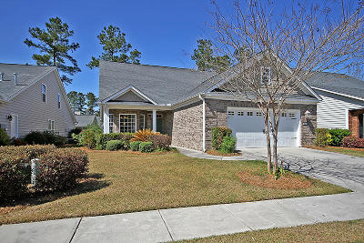 Summerville Single Family Home For Sale: 107 Brutus Ln