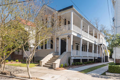 Charleston Multi Family Home For Sale: 39 Chapel #A,  B &a
