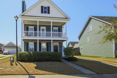 Summerville Single Family Home For Sale: 125 Tin Can Alley