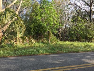 Charleston Residential Lots & Land Contingent: Evergreen Street