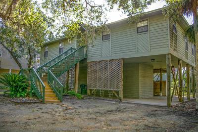 Edisto Beach Single Family Home Contingent: 712 Sandpiper Ridge Road