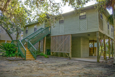 Edisto Beach SC Single Family Home Contingent: $469,000