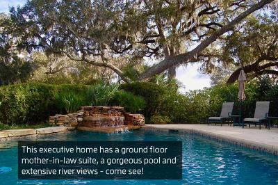 Single Family Home For Sale: 4918 Polo Lane