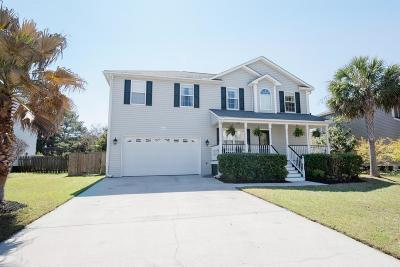 Ocean Neighbors Single Family Home Contingent: 1041 Clearspring Drive