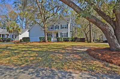 North Charleston Single Family Home For Sale: 8308 Sinkler Court