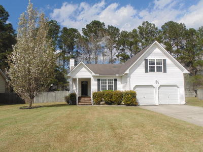 North Charleston Single Family Home For Sale: 2206 Sawmill Trace Lane
