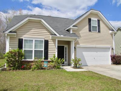 Moncks Corner Single Family Home For Sale: 240 Palmetto Village Circle