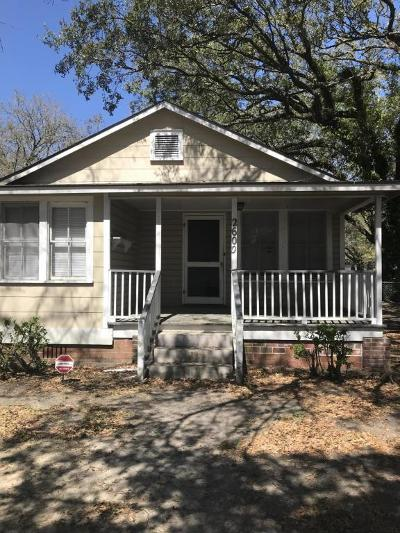 North Charleston Single Family Home For Sale: 2600 Midland Park Road