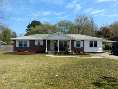 Ladson Single Family Home For Sale: 101 Dale Avenue