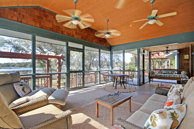 Johns Island Single Family Home For Sale: 3610 Legareville Road