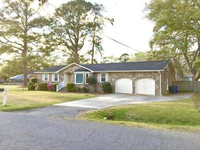 Charleston Single Family Home Contingent: 2232 Owen Street