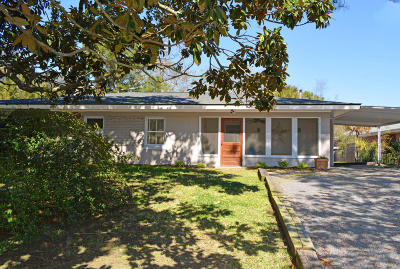 Folly Beach Single Family Home For Sale: 106 W Indian Avenue