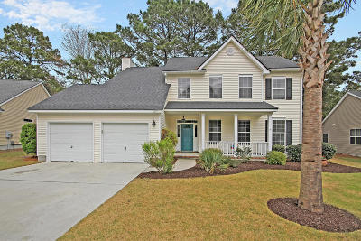 Mount Pleasant Single Family Home For Sale: 1311 Belhaven Drive