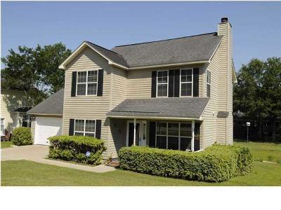 Goose Creek Single Family Home Contingent: 113 Round Table Lane