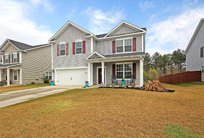 Summerville Single Family Home For Sale: 189 Meadow Wood Road