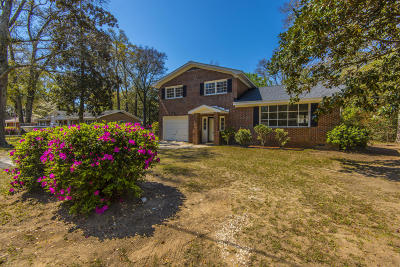 Charleston Single Family Home Contingent: 827 Burnett Dr