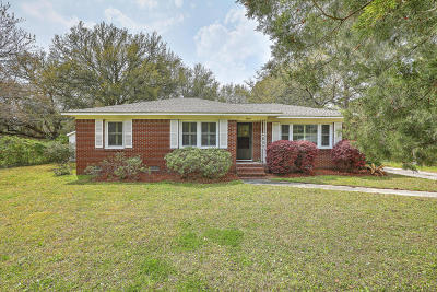 Mount Pleasant Single Family Home For Sale: 1515 Lorenzo Street