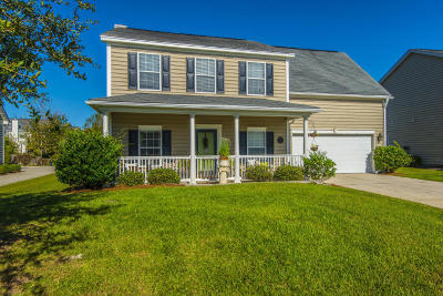 Summerville Single Family Home For Sale: 152 Carolinian