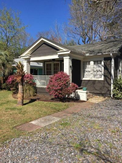 Charleston Single Family Home For Sale: 203 Hickory Street