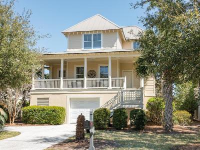 Seabrook Island Single Family Home For Sale: 4020 Bridle Trail Drive