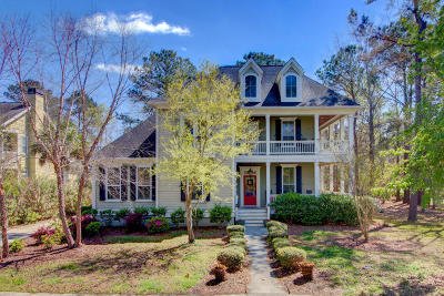 Mount Pleasant Single Family Home Contingent: 1879 N James Gregarie Road