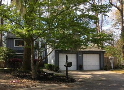 Summerville Single Family Home For Sale: 105 Kings Court