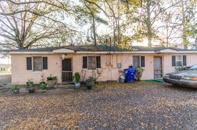 North Charleston Multi Family Home For Sale: 2111 Rebecca Street
