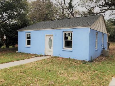 North Charleston Single Family Home For Sale: 5035 Alpha Street