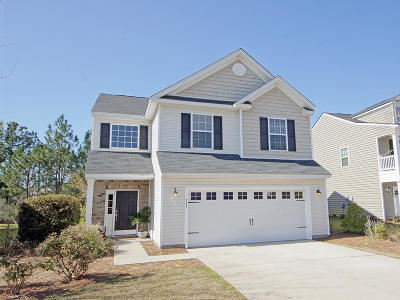 Summerville Single Family Home For Sale: 249 Berwick Drive