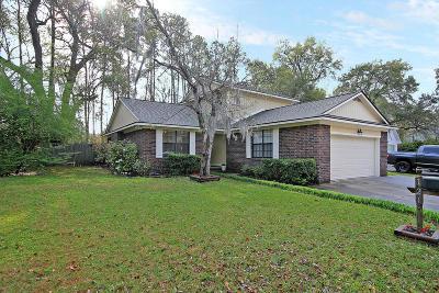 North Charleston Single Family Home For Sale: 121 Scottswood Drive