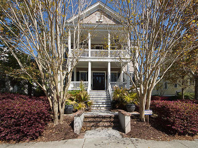 Charleston Single Family Home For Sale: 2014 Purcell Lane