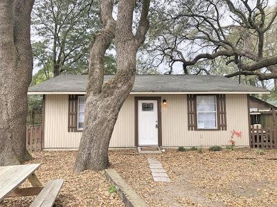 North Charleston Single Family Home For Sale: 5037 Alpha Street