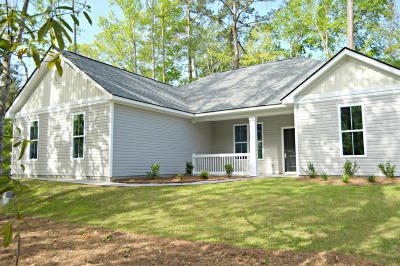 Summerville Single Family Home For Sale: 101 Mary Street