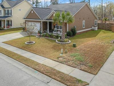 North Charleston Single Family Home For Sale: 8505 Majestic Street