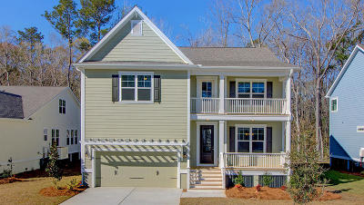 Charleston SC Single Family Home For Sale: $473,000