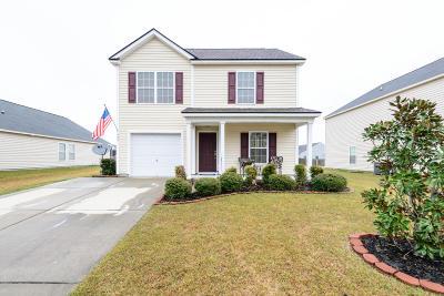 Moncks Corner Single Family Home For Sale: 404 Early Morning Drive
