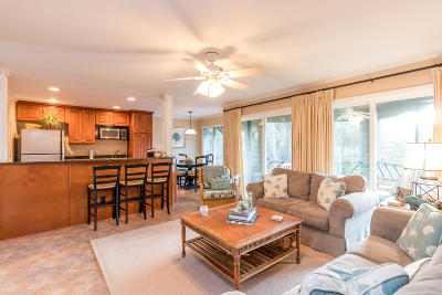 Kiawah Island Attached For Sale: 4781 Tennis Club