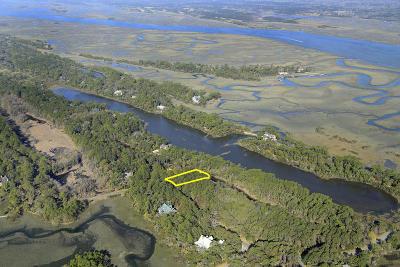 Kiawah Island Residential Lots & Land Contingent: 51 Blue Heron Pond Road