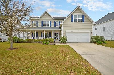 Summerville SC Single Family Home For Sale: $280,000
