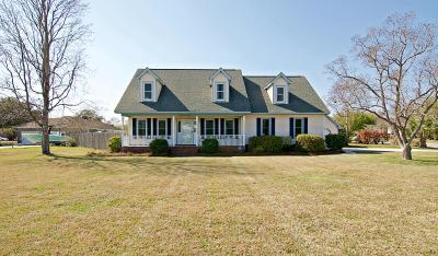 North Charleston Single Family Home For Sale: 4316 Waterview Circle