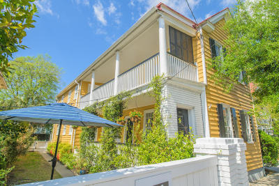 Charleston Multi Family Home For Sale: 167 Coming Street