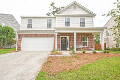 Summerville Single Family Home For Sale: 5089 Timicuan Way