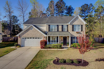 Summerville Single Family Home For Sale: 9356 S Moreto Circle