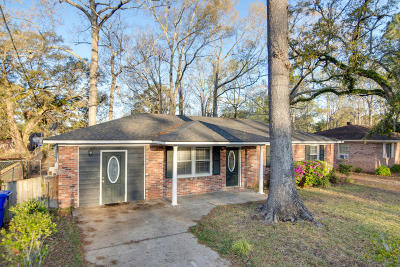 Charleston Single Family Home Contingent: 751 Hitching Post Road