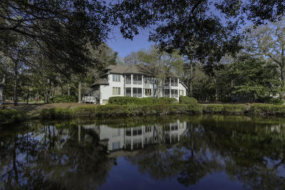 Kiawah Island Attached For Sale: 4821 Green Dolphin Way