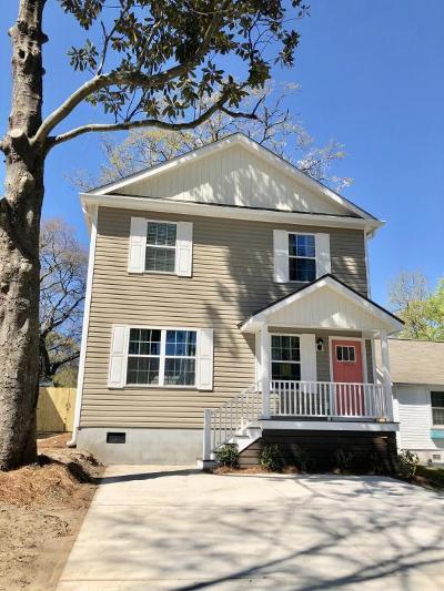 Single Family Home For Sale: 4513 S Rhett Avenue